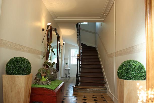 Le jardin de chantal chambres h tes mouy en picardie - Deco hal binnenkomst huis ...